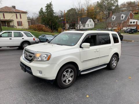 2011 Honda Pilot for sale at KP'S Cars in Staunton VA