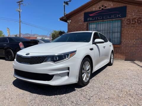 2016 Kia Optima for sale at Auto Click in Tucson AZ