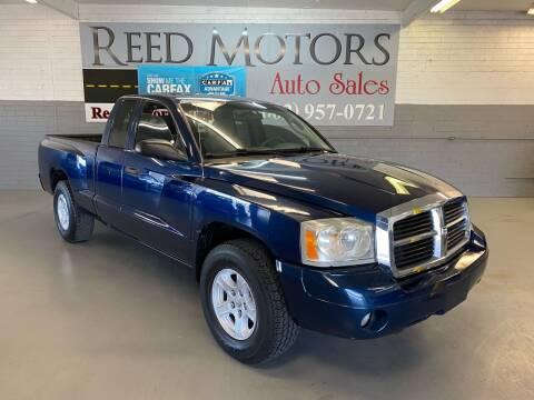 2006 Dodge Dakota for sale at REED MOTORS LLC in Phoenix AZ