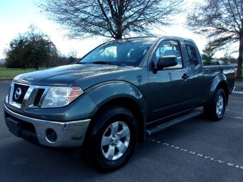2009 Nissan Frontier for sale at Unique Auto Brokers in Kingsport TN