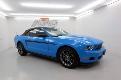 2011 Ford Mustang for sale at Alta Auto Group in Concord NC