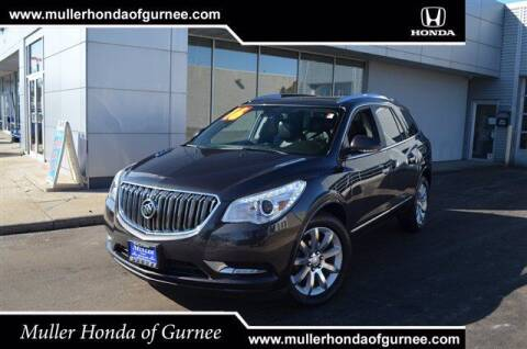 2016 Buick Enclave for sale at RDM CAR BUYING EXPERIENCE in Gurnee IL