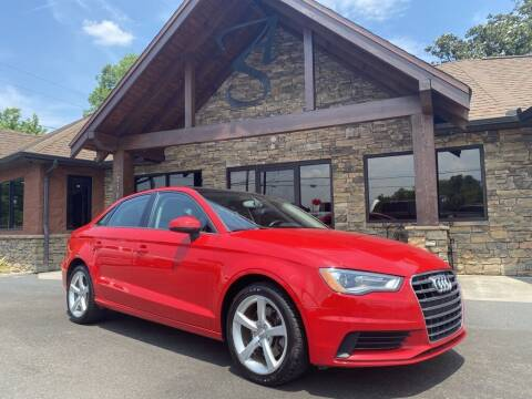 2015 Audi A3 for sale at Auto Solutions in Maryville TN