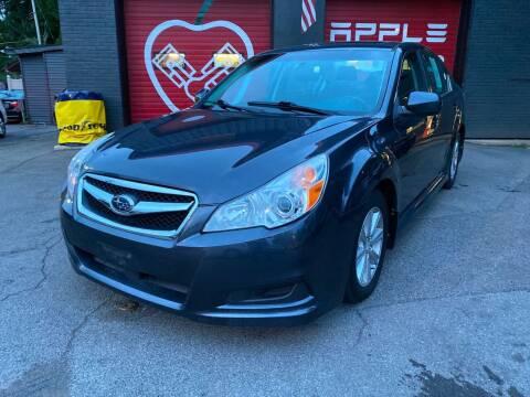 2012 Subaru Legacy for sale at Apple Auto Sales Inc in Camillus NY