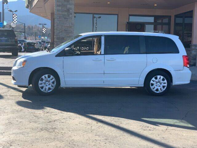 2015 Dodge Grand Caravan for sale at Lakeside Auto Brokers Inc. in Colorado Springs CO