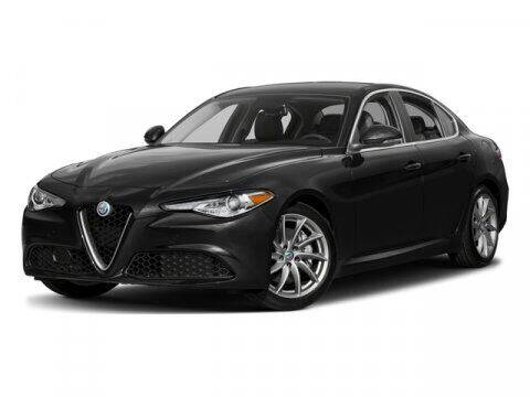 2017 Alfa Romeo Giulia for sale at Auto Finance of Raleigh in Raleigh NC