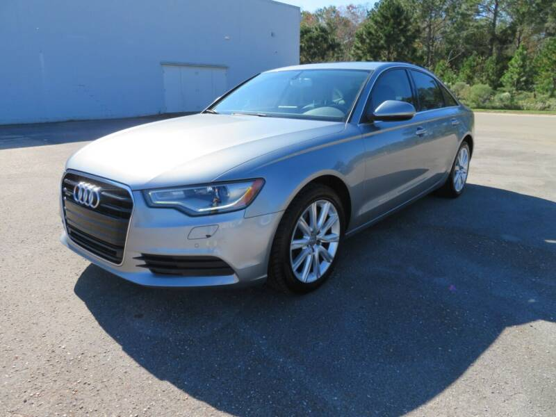 2015 Audi A6 for sale at Access Motors Co in Mobile AL