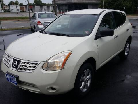 2010 Nissan Rogue for sale at Premier Auto Sales Inc. in Newport News VA