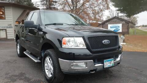 2004 Ford F-150 for sale at Shores Auto in Lakeland Shores MN