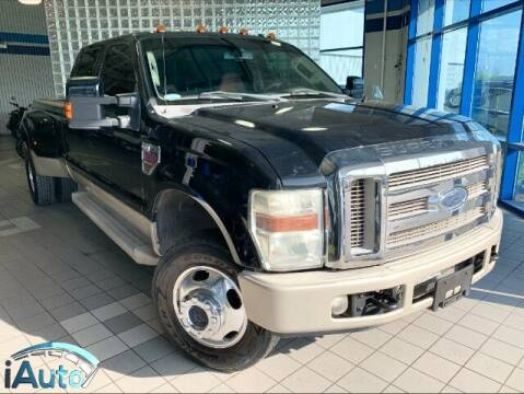 2008 Ford F-350 Super Duty for sale at iAuto in Cincinnati OH