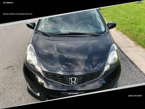 2012 Honda Fit for sale at Car Nation in Webster NY