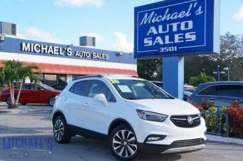 2020 Buick Encore for sale at Michael's Auto Sales Corp in Hollywood FL