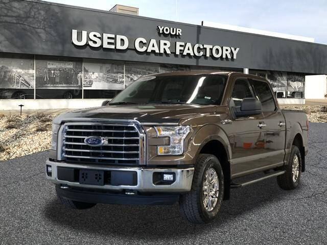 2016 Ford F-150 for sale at JOELSCARZ.COM in Flushing MI