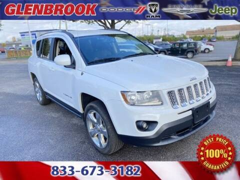2014 Jeep Compass for sale at Glenbrook Dodge Chrysler Jeep Ram and Fiat in Fort Wayne IN