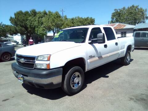 2006 Chevrolet Silverado 2500HD for sale at Larry's Auto Sales Inc. in Fresno CA