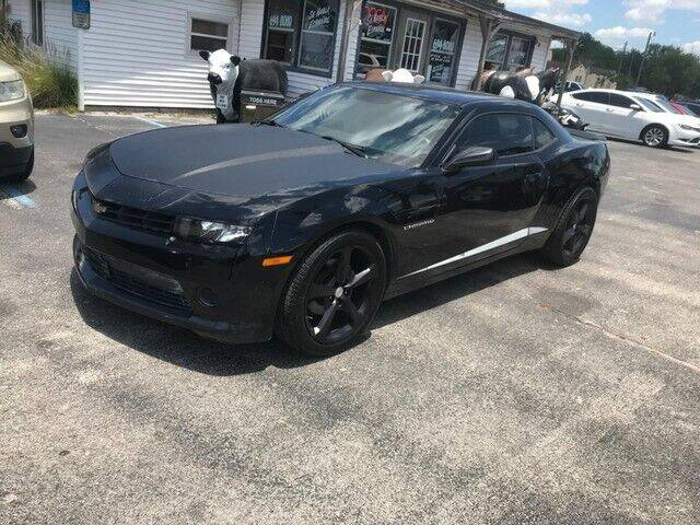 2015 Chevrolet Camaro for sale at Denny's Auto Sales in Fort Myers FL