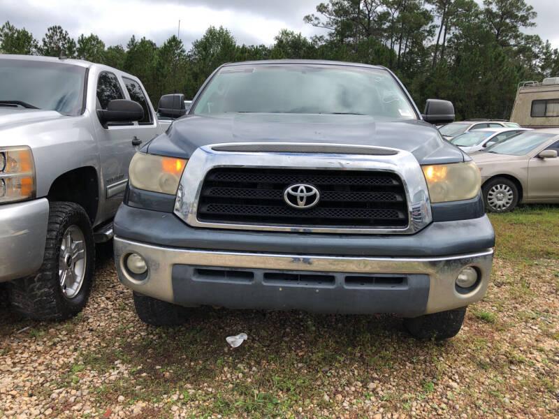 2008 Toyota Tundra for sale at Stevens Auto Sales in Theodore AL