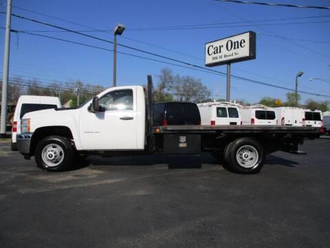 2012 Chevrolet Silverado 3500HD for sale at Car One in Murfreesboro TN