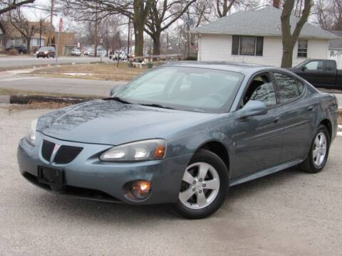 2006 Pontiac Grand Prix for sale at Highland Luxury in Highland IN