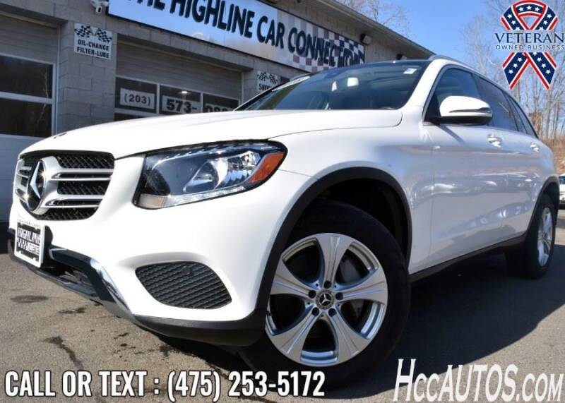2018 Mercedes-Benz GLC for sale at The Highline Car Connection in Waterbury CT