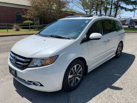 2016 Honda Odyssey for sale at Auddie Brown Auto Sales in Kingstree SC