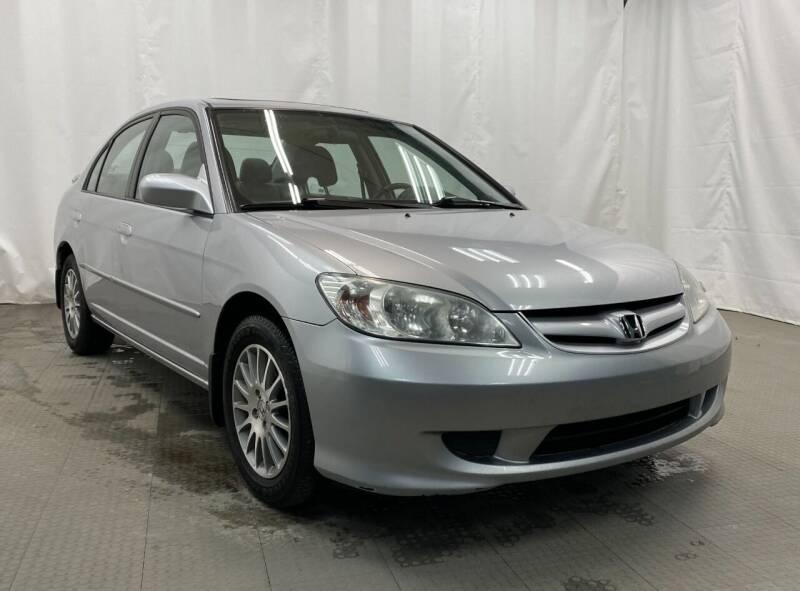 2005 Honda Civic for sale at Direct Auto Sales in Philadelphia PA