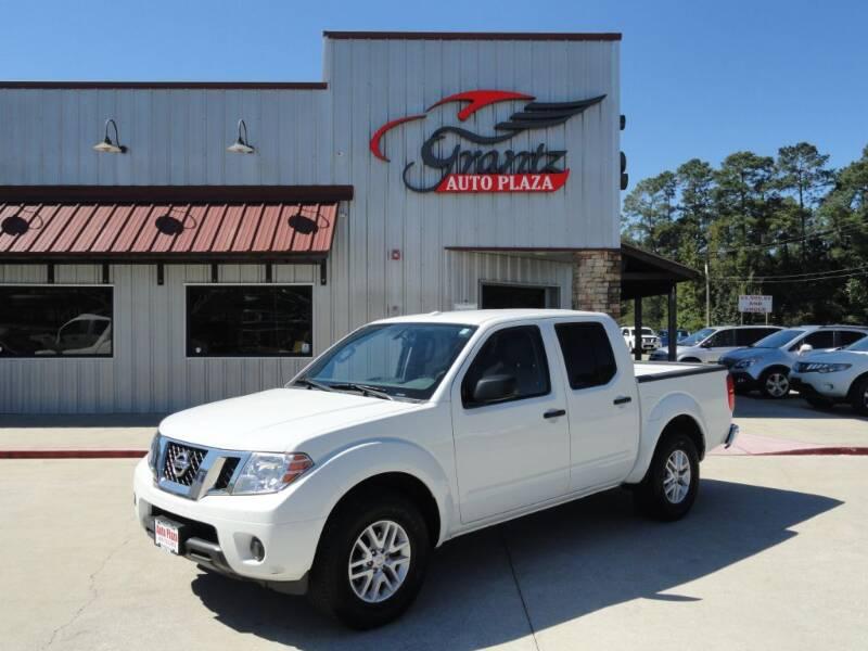 2016 Nissan Frontier for sale at Grantz Auto Plaza LLC in Lumberton TX