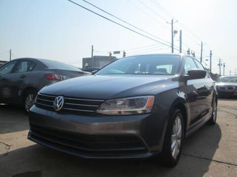 2015 Volkswagen Jetta for sale at Downtown Motors in Macon GA