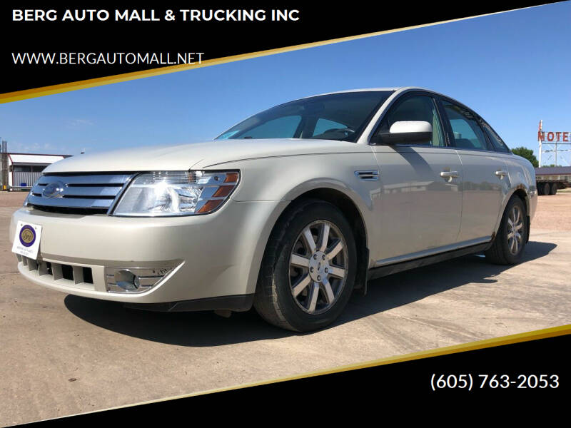 2008 Ford Taurus for sale in Beresford, SD