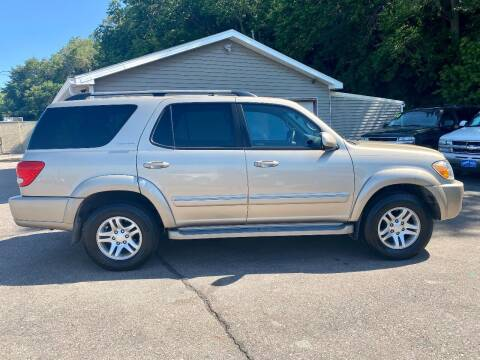 2006 Toyota Sequoia for sale at Iowa Auto Sales, Inc in Sioux City IA