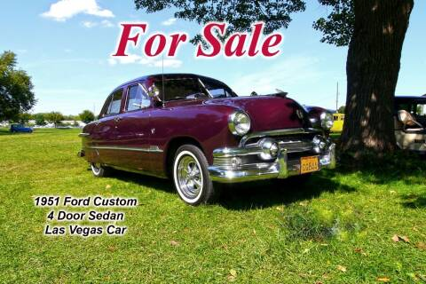 1951 Ford Custom for sale at Cool Breeze Auto in Breinigsville PA