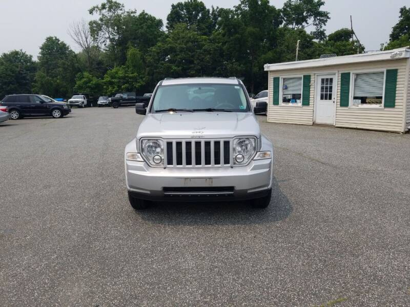 2012 Jeep Liberty for sale at AutoConnect Motors in Kenvil NJ