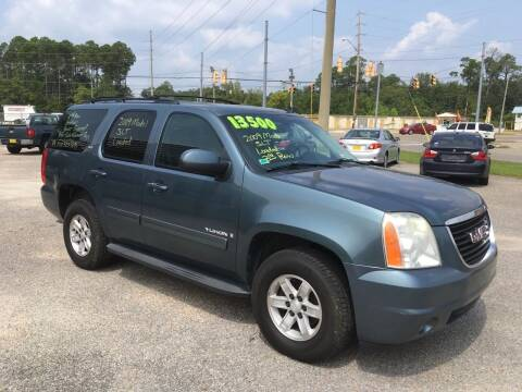 2009 GMC Yukon for sale at Autofinders in Gulfport MS