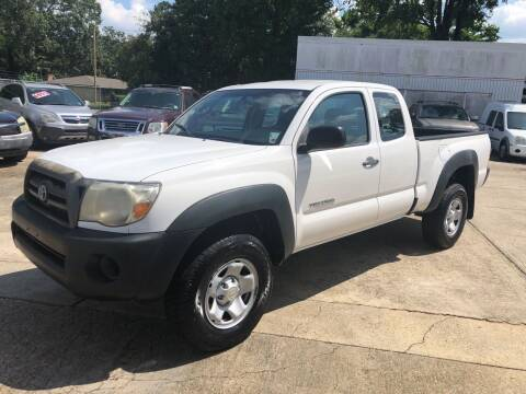 2008 Toyota Tacoma for sale at Baton Rouge Auto Sales in Baton Rouge LA