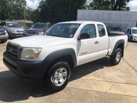 2008 Toyota Tacoma for sale at Baton Rouge Auto Sales in Baton Rouge LA
