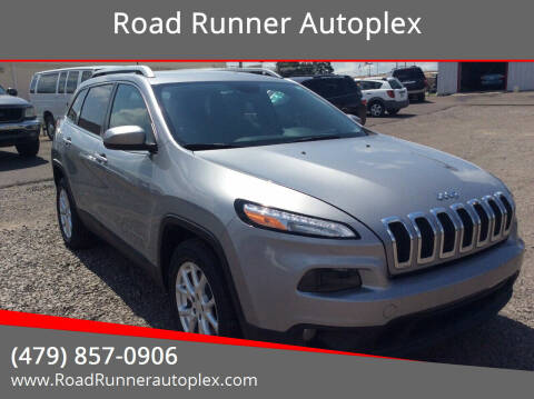 2014 Jeep Cherokee for sale at Road Runner Autoplex in Russellville AR