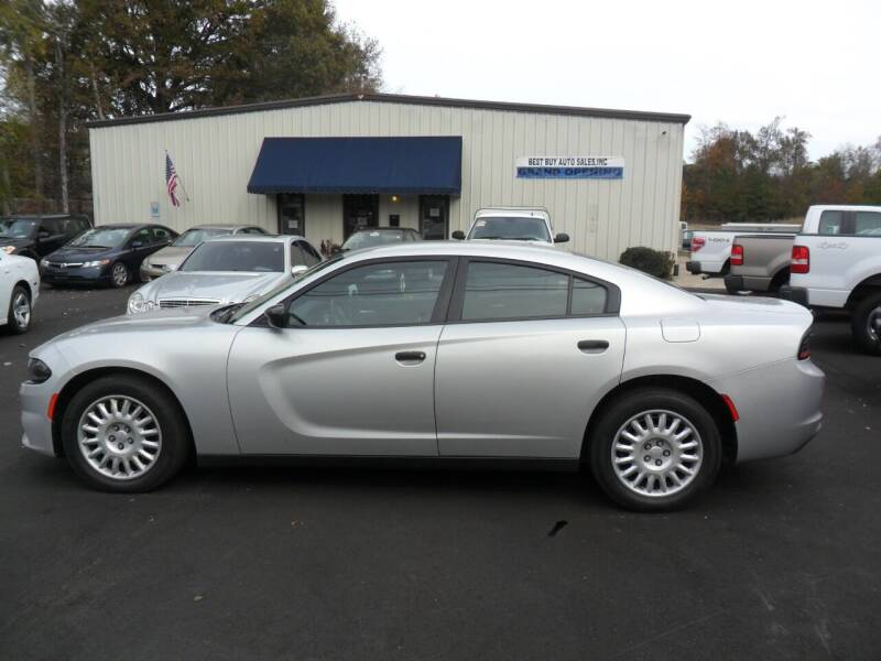 2016 Dodge Charger for sale at BEST BUY AUTO SALES in Thomasville NC