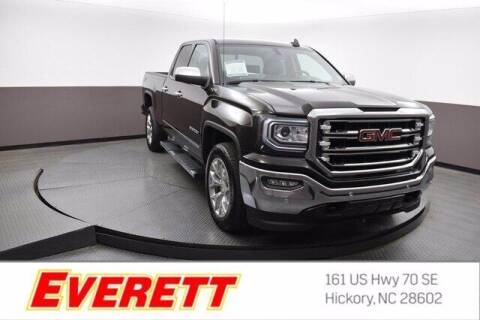 2018 GMC Sierra 1500 for sale at Everett Chevrolet Buick GMC in Hickory NC