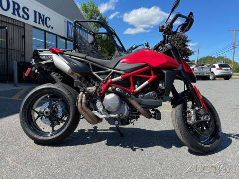 2020 Ducati Hypermotard for sale at ROUTE 3A MOTORS INC in North Chelmsford MA
