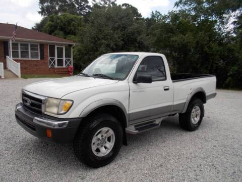 1998 Toyota Tacoma for sale at Carolina Auto Connection & Motorsports in Spartanburg SC
