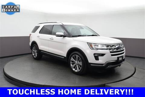 2018 Ford Explorer for sale at M & I Imports in Highland Park IL