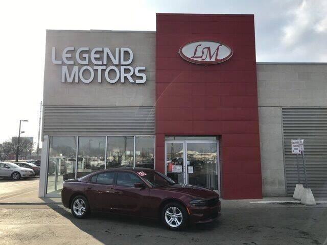 2020 Dodge Charger for sale at Legend Motors of Detroit - Legend Motors of Ferndale in Ferndale MI