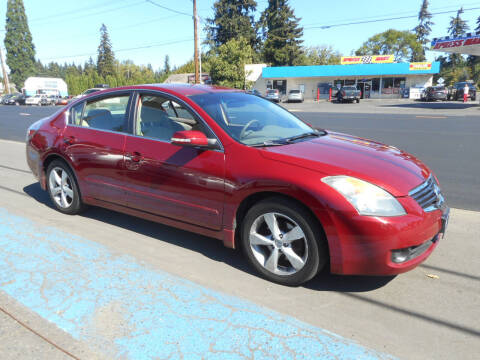 2008 Nissan Altima for sale at Lino's Autos Inc in Vancouver WA