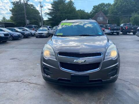 2010 Chevrolet Equinox for sale at Irving Auto Sales in Whitman MA