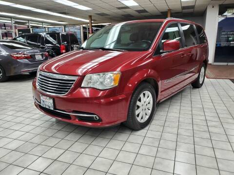 2014 Chrysler Town and Country for sale at PRICE TIME AUTO SALES in Sacramento CA