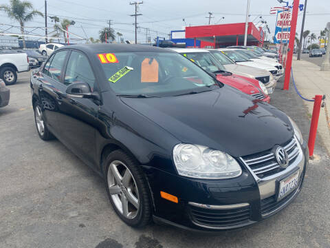 2010 Volkswagen Jetta for sale at North County Auto in Oceanside CA