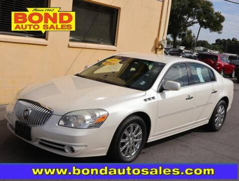 2011 Buick Lucerne for sale at Bond Auto Sales in St Petersburg FL