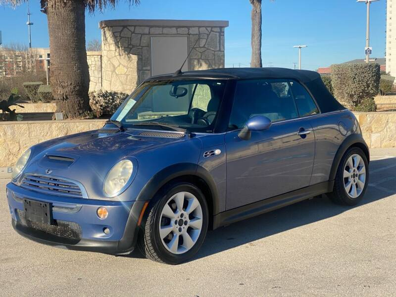 2005 MINI Cooper for sale at Motorcars Group Management - Bud Johnson Motor Co in San Antonio TX