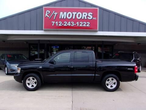 2011 RAM Dakota for sale at RT Motors Inc in Atlantic IA