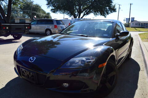 2008 Mazda RX-8 for sale at E-Auto Groups in Dallas TX
